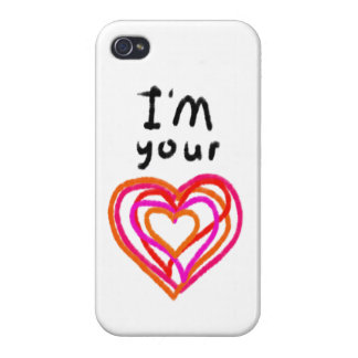 Heart Case For iPhone 4