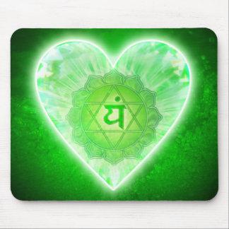 Heart Chakra Mousepad