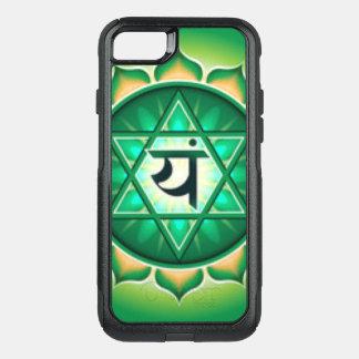 Heart Chakra OtterBox Commuter iPhone 8/7 Case