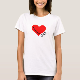Heart Chile - Customized T-Shirt