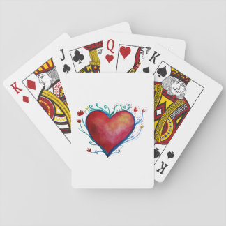Heart Classic Playing Cards