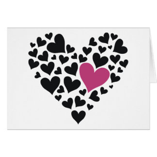 Heart Cloud Greeting Cards