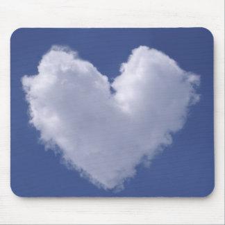 Heart Cloud Mousepad