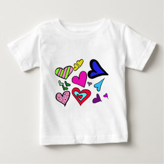 Heart Collage Tshirts