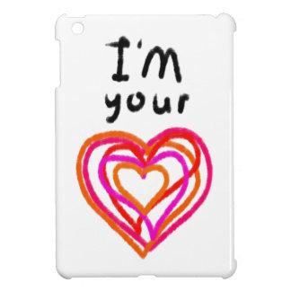 Heart Cover For The iPad Mini