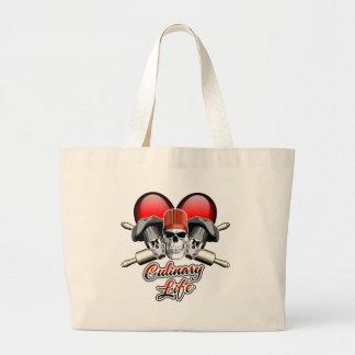 Heart Culinary Life: Baker Jumbo Tote Bag