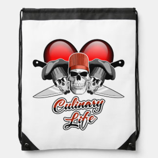 Heart Culinary Life: Chef Backpack