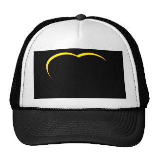 Heart Curve The MUSEUM Zazzle Gifts Hats