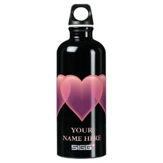 Heart - customize it! SIGG traveller 0.6L water bottle