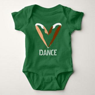 heart DANCE, LOVE dance. Tee Shirt