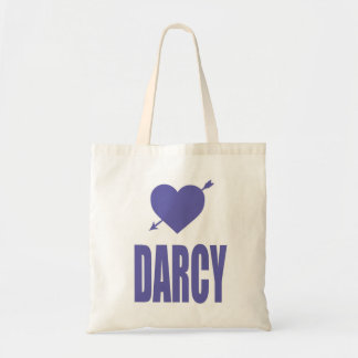 Heart Darcy canvas bag