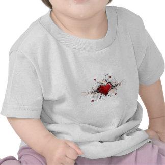 Heart Desgin Tee Shirt