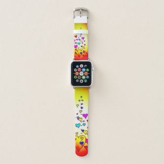 Heart Design Apple Watch Band