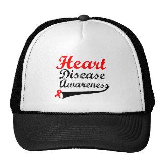 Heart Disease Awareness Hat