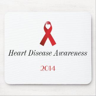 Heart Disease Awareness Mousepad
