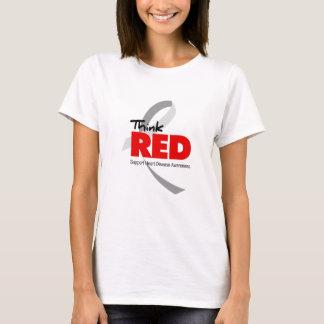 Heart Disease Awareness T-Shirt