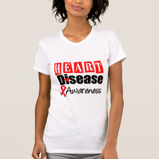 Heart Disease Awareness Shirts
