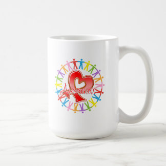 Heart Disease Unite in Awareness Mugs