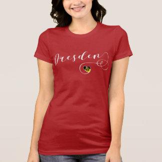 Heart Dresden Tee Shirt, Germany