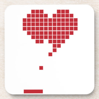 Heart Drink Coasters