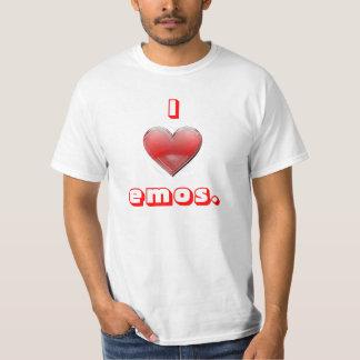 HEART EMO TSHIRT