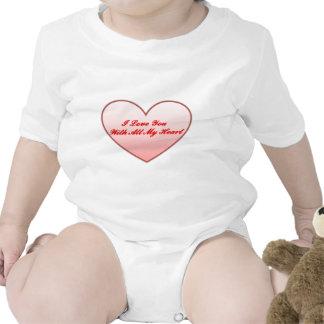 Heart Felt! - Infant Creeper