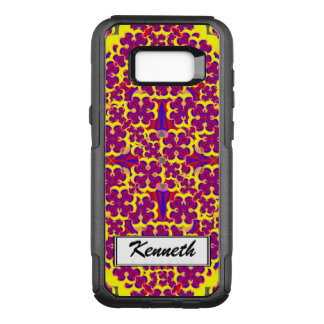 Heart Flowers by Kenneth Yoncich OtterBox Commuter Samsung Galaxy S8+ Case