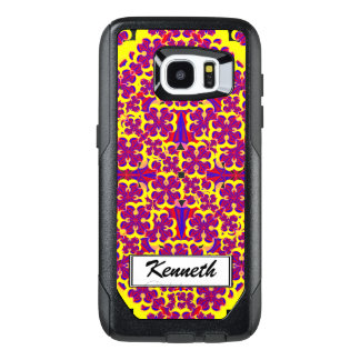 Heart Flowers by Kenneth Yoncich OtterBox Samsung Galaxy S7 Edge Case