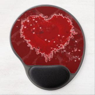 Heart Flutters Gel Mousepad