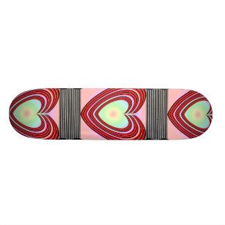 Heart Frame Big Custom Skate Board