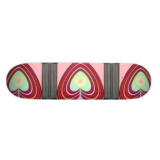 Heart Frame Big Skate Board Decks
