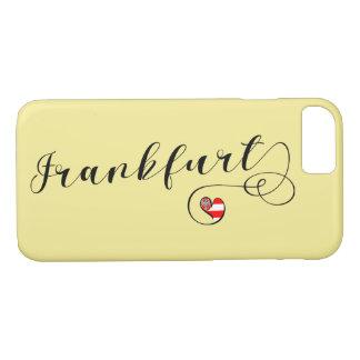 Heart Frankfurt Mobile Phone Case, Germany iPhone 8/7 Case