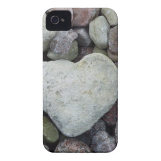 Heart from stone iPhone 4 Case-Mate cases