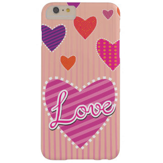 Heart full of love ! barely there iPhone 6 plus case