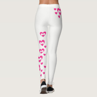 Heart full of love Leggings