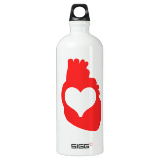 Heart full of Love SIGG Traveller 1.0L Water Bottle