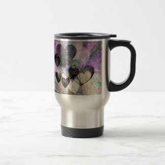 Heart Gifts | Black Coffee Mug