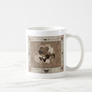 Heart Gifts | Coffee Lover Basic White Mug