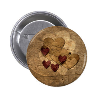 Heart Gifts For Him Button