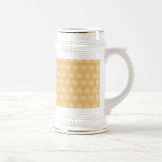 HEART golden yellow: Romantic Gifts from NAVIN JOS Mugs