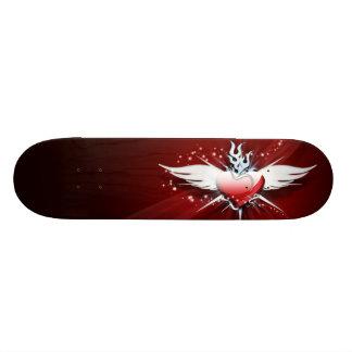 Heart Has Wings Skate Board Decks