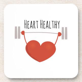 Heart Healthy Drink Coaster