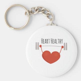 Heart Healthy Key Chain