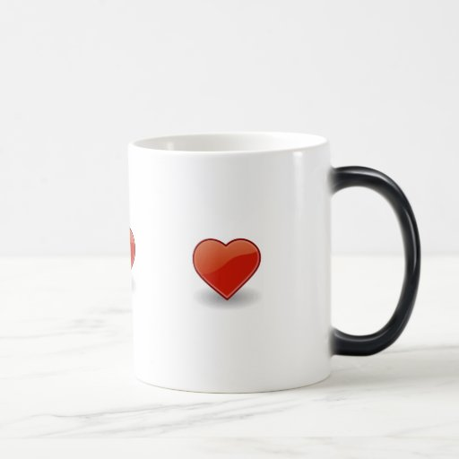 ?Heart, heart, heart!? Mugs