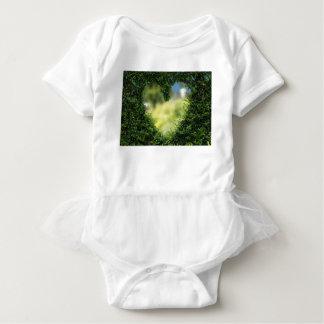 Heart Herzchen Love Romance Luck Valentine's Day Baby Bodysuit