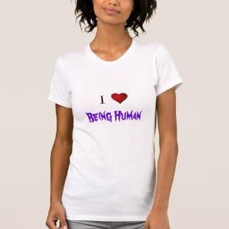 heart, I, Being Human Tshirt