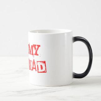 heart, I     My Redhead Morphing Mug