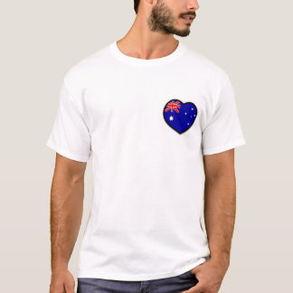 Heart in Australia T-shirt