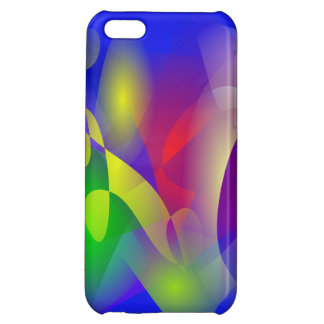 Heart in Blue iPhone 5C Covers