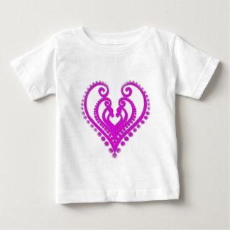 Heart In Desgin Shirts